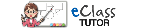 Join eClass Tutor online whiteboard classes